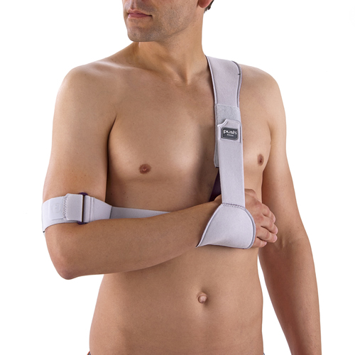 Push med Shoulder Brace Plus Detail1