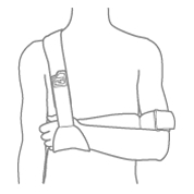 Push Shoulder Braces Illustration